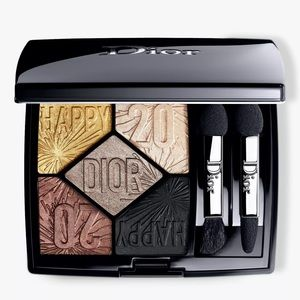 Dior 5 Couleurs Eyeshadow Celebrate in Gold
